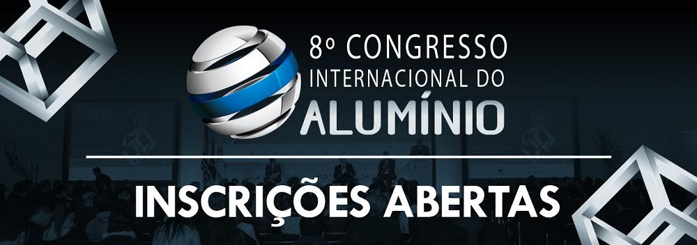 Congresso Internacional do Alumínio está com inscrições abertas