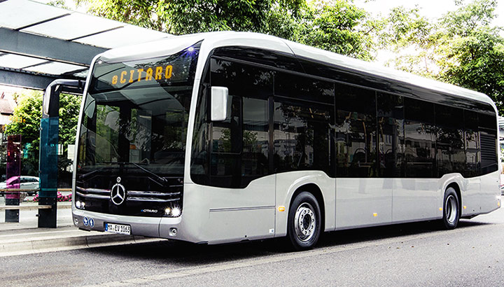 Elétricos: ônibus terão crescimento mais rápido que automóveis