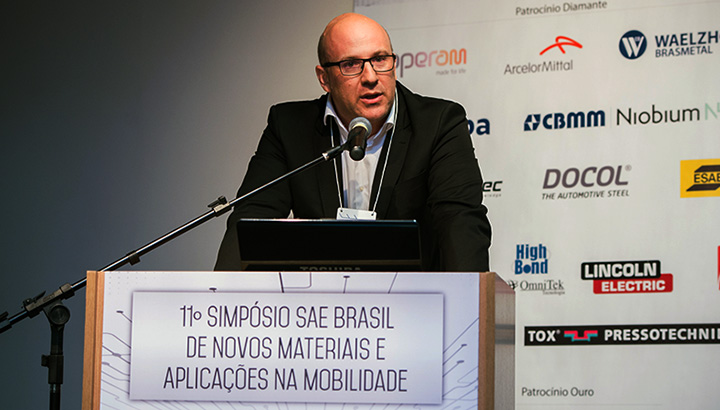 Em Simpósio da SAE, empresas destacam avanços do alumínio