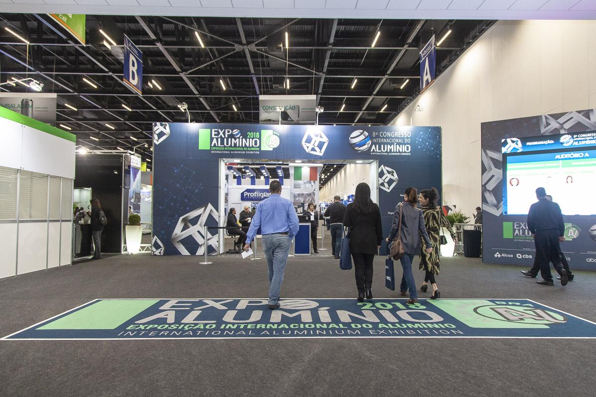ExpoAlumínio 2018 chega ao último dia com inspirações para o setor