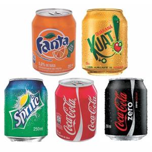 Redução de latas de bebidas atende indústria e consumidor