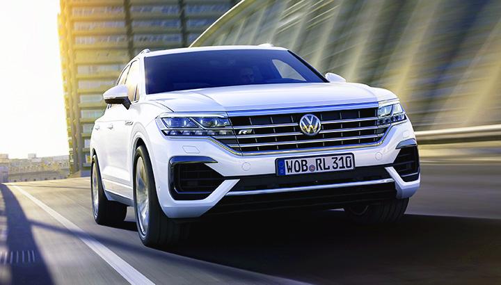 Com alumínio, novo Volkswagen Touareg perde mais de 100 quilos