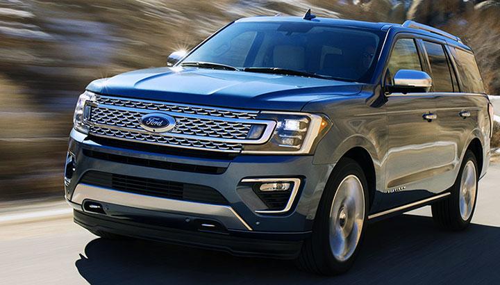 Cinco estrelas da NHTSA para SUVs com carroceria de alumínio